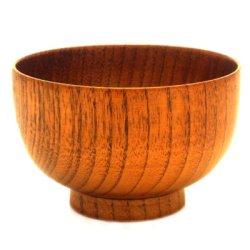 画像1: 【名入れ無料の漆器 椀/丼/ボウルの通販】木製汁椀 親子椀 レギュラー 3.6寸
